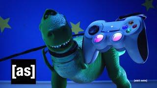 Xbox Revenge | Robot Chicken | adult swim