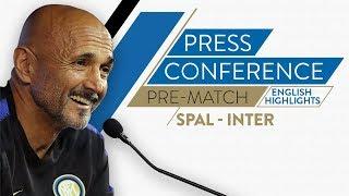 SPAL-INTER   Luciano Spalletti