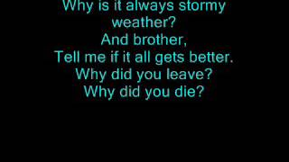 Falling In Reverse Brother with lyrics