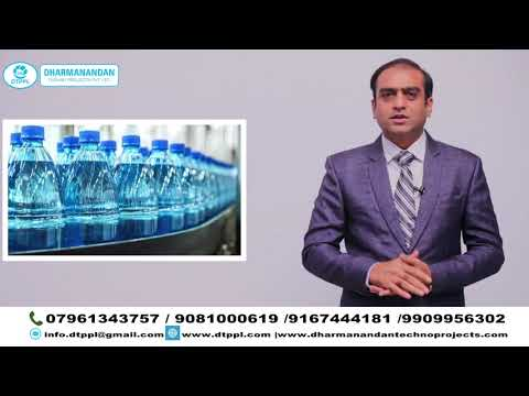 ISI Consultant for Mineral Water Plant