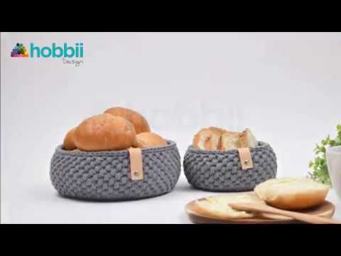 Ribbon Brotkorb