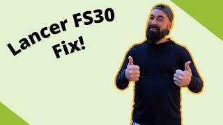 Lancer FS30:  Brixing