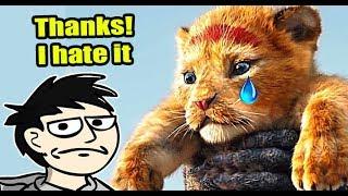 Steve Reviews: The Lion King (2019)