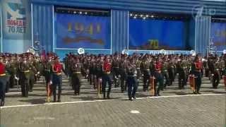 Песни Г. Мовсесяна- Москва за нами (Парад Победы на Красной площади 9 мая, 2015)