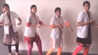 Jimpak chipak rap song dance......by kamineni dental students of 2k11 batch.(Archaenians)