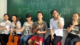 preview picture of video '[GPT guitar school] Cơn mưa tình yêu'