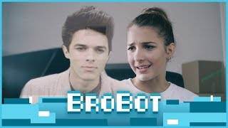 "BROBOT | Brent & Lexi in ""Getting To Bro You"" 