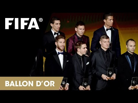 FIFA/FIFPRO World XI Team 2014