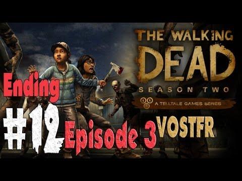 the walking dead saison 2 pc soluce