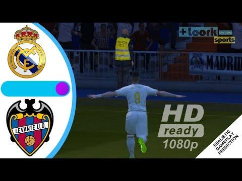 Real Madrid vs Levante - Highlights  Resumen 2019