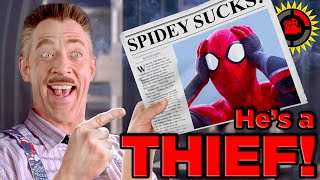 Film Theory: Is J Jonah STEALING From Spiderman?