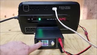 Can a UPS use li-ion batteries