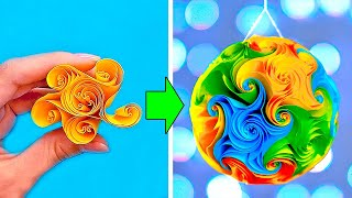 26 AWESOME PAPER CRAFTS YOU'LL WANT TO MAKE ASAP || Easy Origami Ideas And Paper DIYs