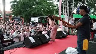 Vierratale - Terlalu Lama (Widi Loncat2 N Screaming Diatas Panggung) Live At SMKN 2 Cikarang Barat