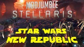 Stellaris Star Wars New Republic Ships Mod
