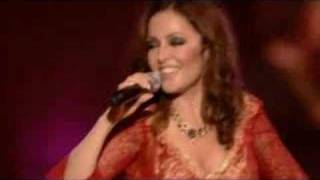 BELADI - Chantal Chamandy Dalida tribute - Live at the pyramids