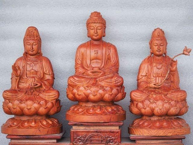 Hôm Nay Em Giới Thiệu Về Các Mẫu Tượng Phật Hàng Nét Đẹp!