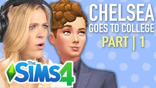 Single Girl Sends Her Daughter To University In The Sims 4 | Part 1