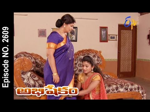 Abhishekam | 29th May 2017 | Full Episode No 2609 | ETV Telugu