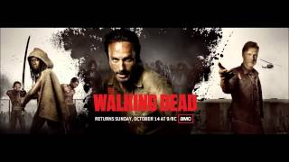 The Walking Dead S3 Trailer Soundtrack - The Parting Glass (Lyrics) FULL HD