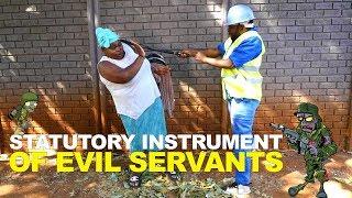 Statutory Instrument Of Evil Servant