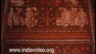 Murals- Padmanabhapuram Palace