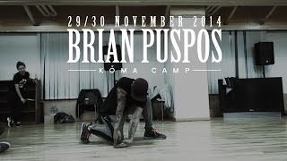 KOMA CAMP | BRIAN PUSPOS | Lady In A Glass Dress - Chris Brown