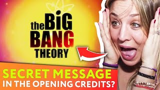The Big Bang Theory: 20 Details You Totally Missed  ⭐ OSSA Reviews