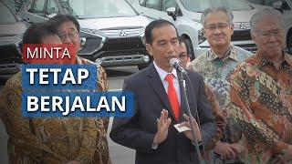 Presiden Jokowi Sebut Proyek Strategis Nasional Terhambat Pembebasan Lahan