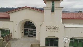 Gilroy Mayor Discusses Sex Scandal at Police Department