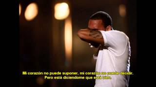 Chris Brown - Heart Ain't a brain subtitulado al español.