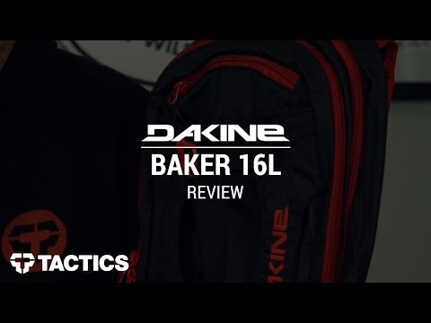 DAKINE Baker 16L Snowboard Backpack Review – Tactics.com