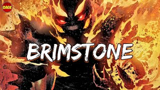 Who Is DC Comics Brimstone? Everything Burns