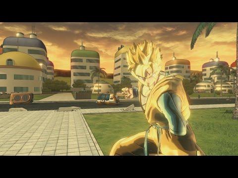 Dragon Ball Xenoverse 2 Walkthrough - PC MOD - Future Gohan