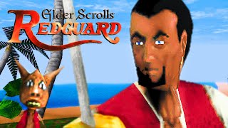 Elder Scrolls Redguard Was Pretty Disappointing