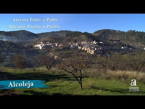 ALCOLEJA. Alicante pueblo a pueblo