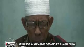 Kiper Arema Malang Ahmad Kurniawan Tutup Usia  INews Siang 11/01