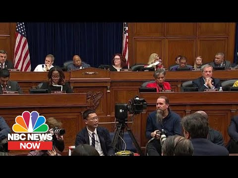 Timeline: The Battle To See Trump's Financial Records | NBC News Now