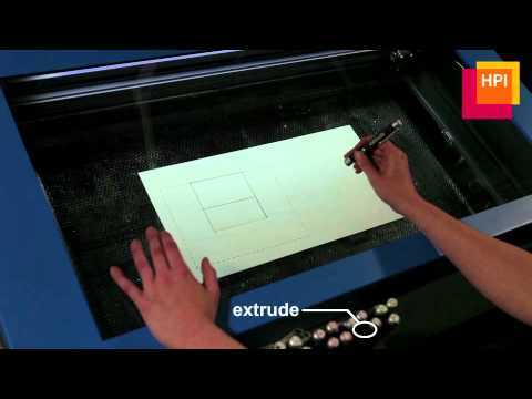 Laser Cutting Table For Amateurs Slices What You Sketch