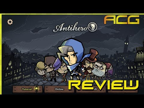 """AntiHero Review """"Buy, Wait for Sale, Rent, Never Touch?"""" - YouTube video thumbnail"""