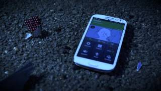 Mobile phone road safety video #Fatalfour