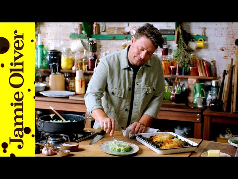 Filo Chicken Kiev   Keep Cooking Family Favourites   Jamie Oliver