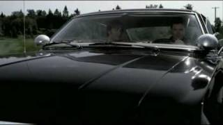 Dean Winchester meets the Impala