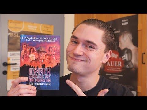 HAMMER HOUSE OF HORROR (DT Blu-ray Mediabook) / Playzockers Blu-ray Check Nr. 301