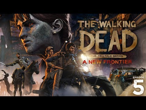 The Walking Dead: A New Frontier - Season Finale - Official Trailer thumbnail