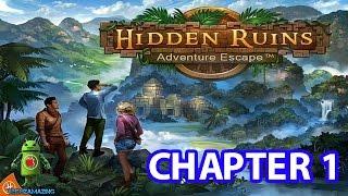 Adventure Escape Hidden Ruins Chapter 1 - Walkthrough
