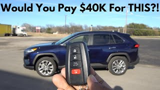 Not Sure It's Worth It.... | 2019 RAV4 Limited Review.