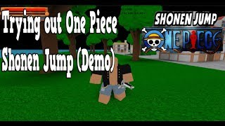 How to play One Piece Shonen Jump (Roblox) - Most Popular Videos