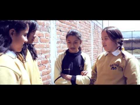 """LUCÍA Y MIGUEL - Proyecto Escolar Video y Fotografía """"G.A.T.S.U."""""""