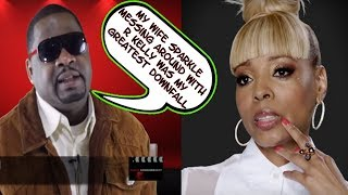 Sparkle cheated on Husband with R kelly